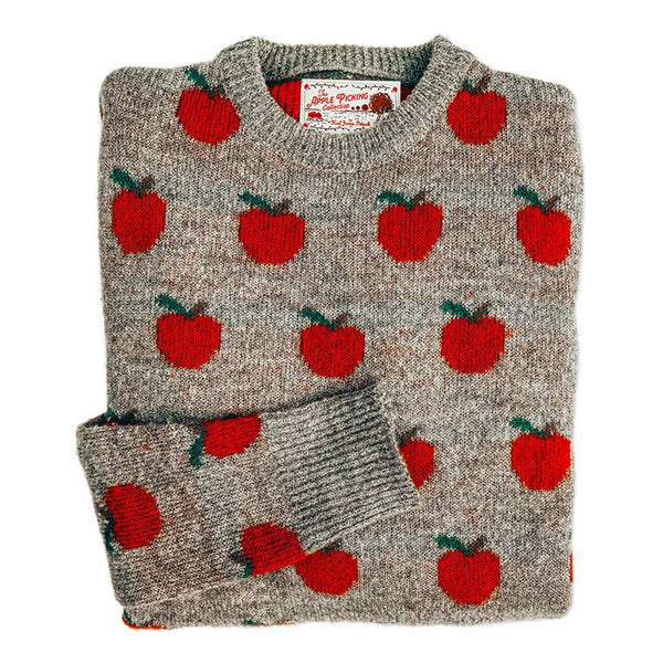 Kiel James Patrick Women's Apple Pickin' Sweater by Kiel James Patrick