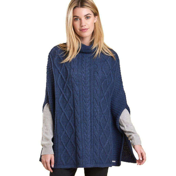Barbour Court Cape in Royal Navy
