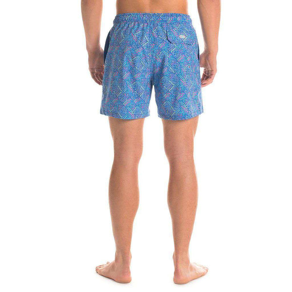 Bermuda Swim Trunks in Slater by The Southern Shirt Co.. - FINAL SALE