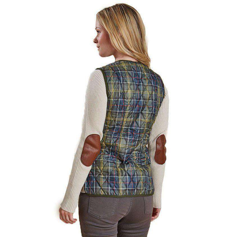 Betty Interactive Gilet Liner in Classic Tartan by Barbour - FINAL SALE