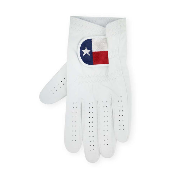 Big Texas Needlepoint Golf Glove by Smathers & Branson