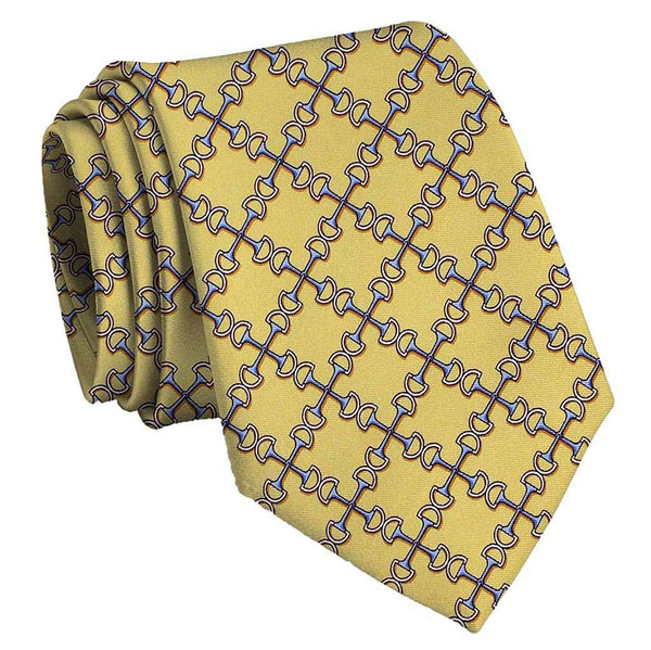 Two Bits Tie in Yellow by Bird Dog Bay - FINAL SALE