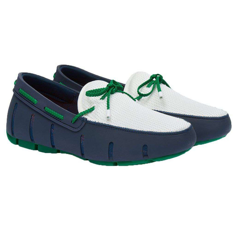 Country Club Prep Navy and Jolly Green / 9