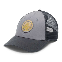 4bb354737e2 The North Face Patches Trucker Hat in Asphalt Grey   Mid Grey ...