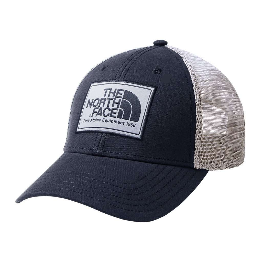The North Face Mudder Trucker Hat in Shady Blue 1cfcdeb88f3