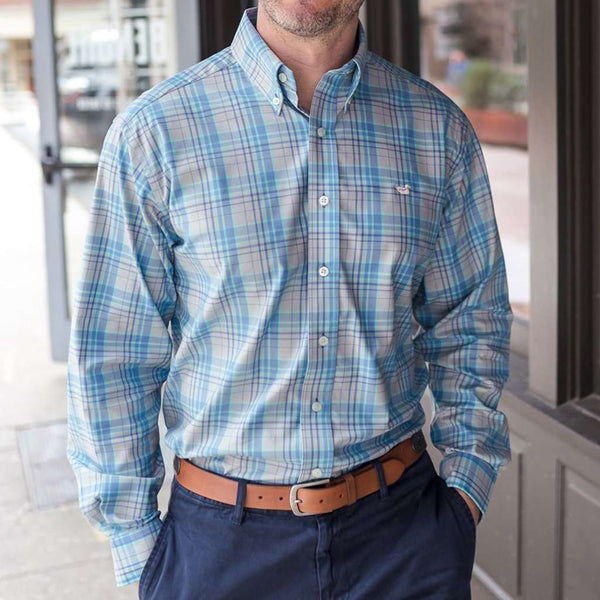 Louisville Performance Dress Shirt by Southern Marsh - FINAL SALE