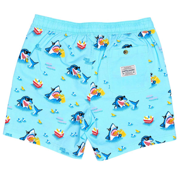 Cooler than You Swim Short by Party Pants