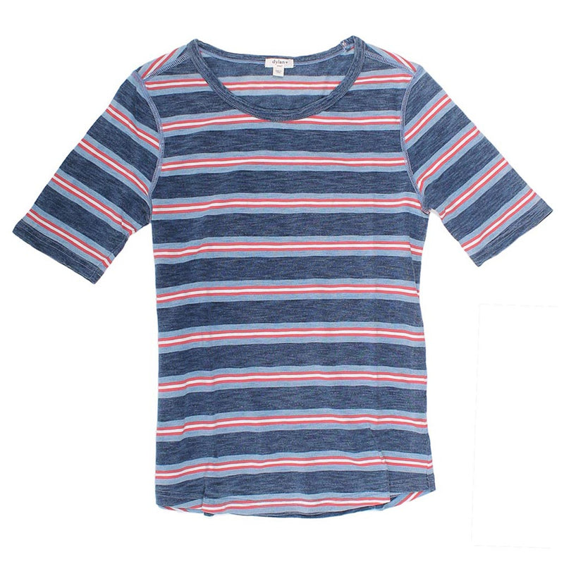 Coastal Stripe Tee by True Grit (Dylan)