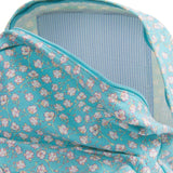 Cotton Back Pack in Mint by Lauren James  - 4