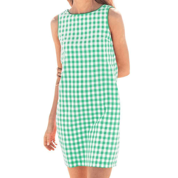 Kiel James Patrick Gingham Shift Dress by Kiel James Patrick