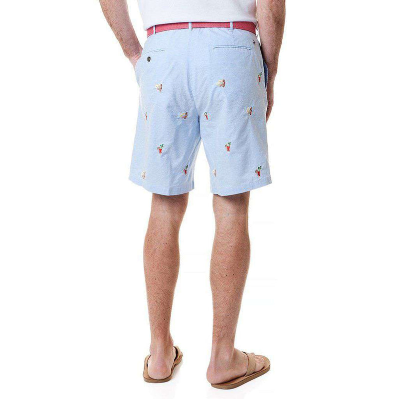 Cisco Short with Embroidered Hangover Special by Castaway Clothing - FINAL SALE