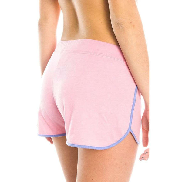 Draw String Shorts in Cotton Candy Pink by Lauren James - FINAL SALE