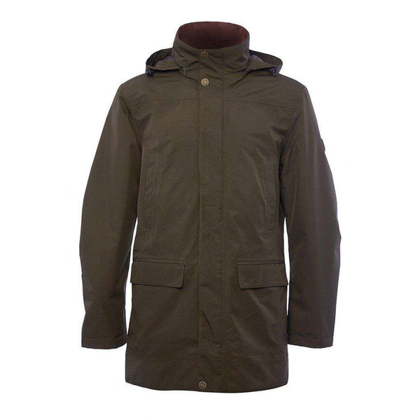 Dubarry of Ireland Ballywater Waterproof Coat