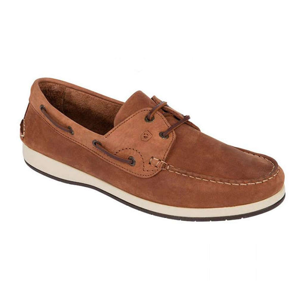 Dubarry of Ireland Pacific Deck Shoe chestnut