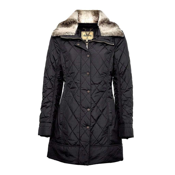 Dubarry of Ireland Women's Kenmare Coat in Black