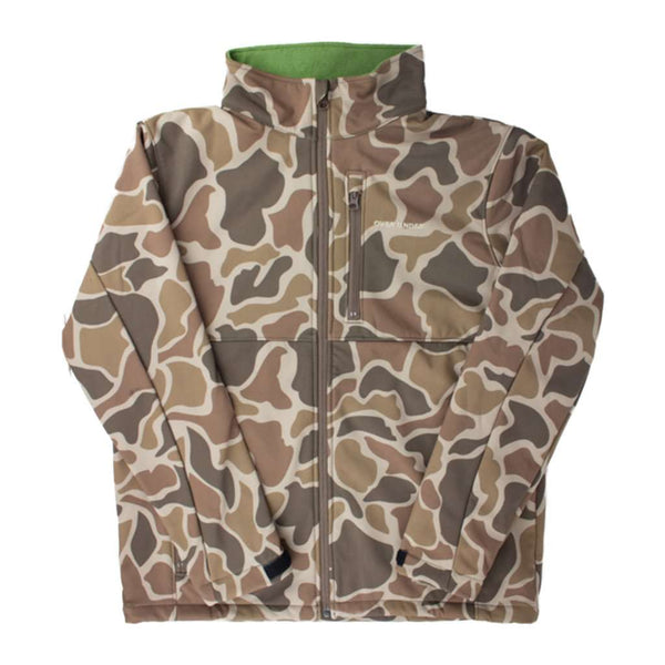 Country Club Prep Duck Camo / M