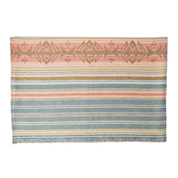 Faherty Adirondack Blanket in Neskowin