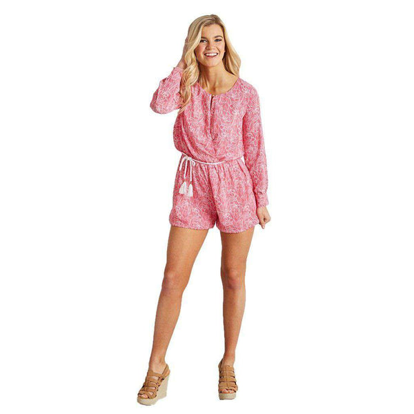 Lauren James Adalea Romper by Lauren James