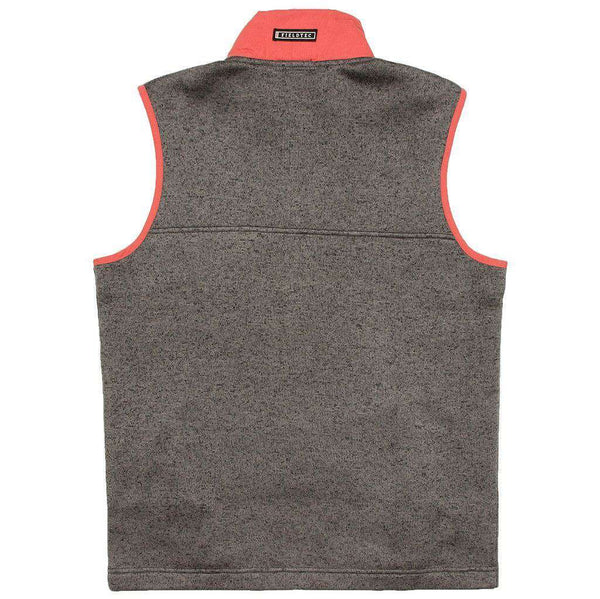 FieldTec Woodford Vest in Midnight Gray by Southern Marsh  - 2