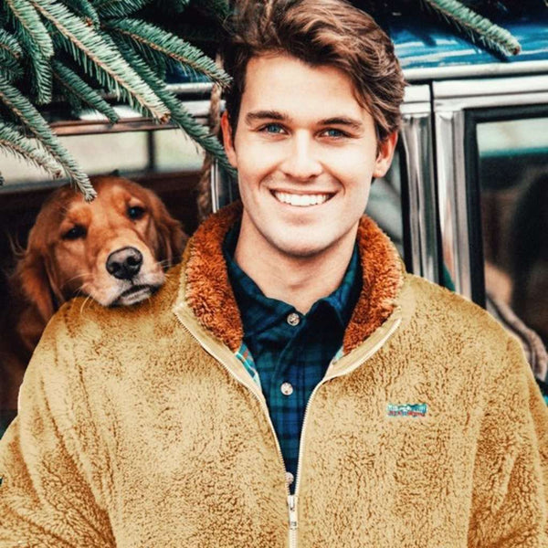 Sherpa Pile Pullovers True Grit Amp Southern Shirt Co
