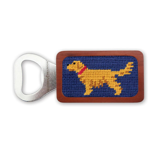 Golden Retriever Bottle Opener by Smathers & Branson