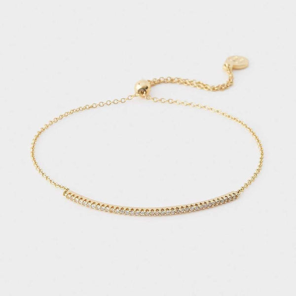 Gorjana Shimmer Adjustable Bracelet by Gorjana