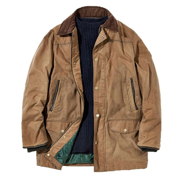 Headford Waxed Cotton Jacket by Dubarry of Ireland