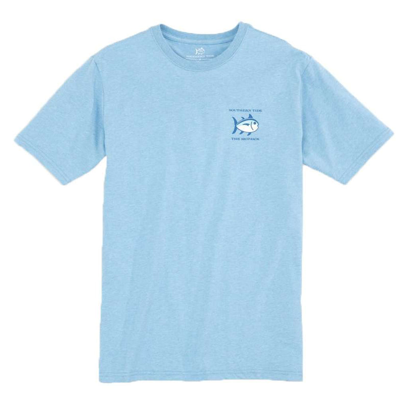 Southern Tide Heathered Original Skipjack T-Shirt by Southern Tide