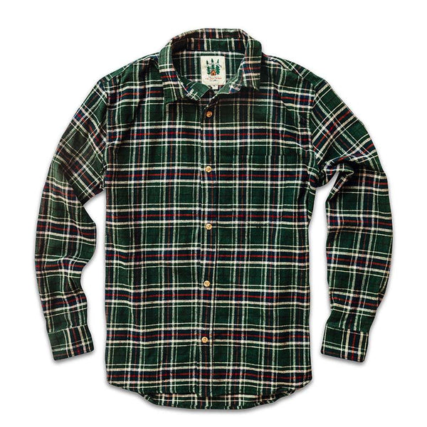 Kiel James Patrick Henry's Tree Farm Flannel by Kiel James Patrick