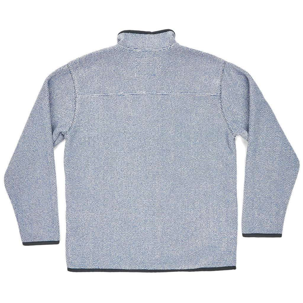 Highland Alpaca Pullover in Washed Blue by Southern Marsh - FINAL SALE