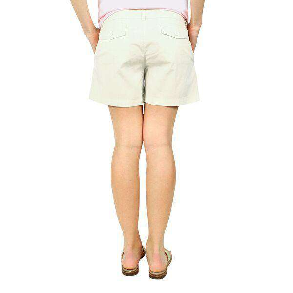 Kate Shorts in Light Stone by Hiho - FINAL SALE