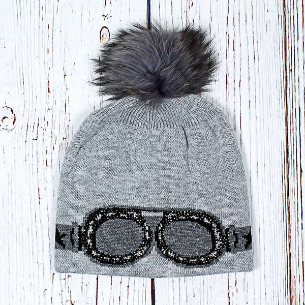 Nordic Fleece Après Ski Pom Pom Beanie by Nordic Fleece