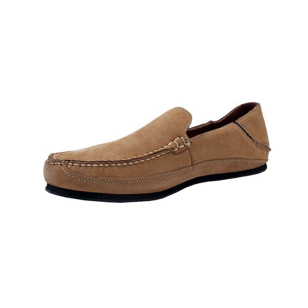 Country Club Prep Ashby Nubuck Slip On by Country Club Prep