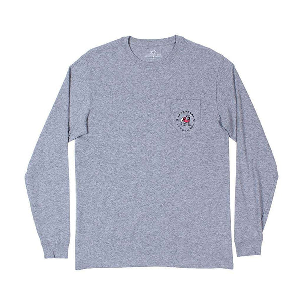 Southern Tide Long Sleeve Georgia T-Shirt by Southern Tide