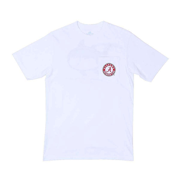 Southern Tide Alabama Collegiate Mascot T-Shirt by Southern Tide