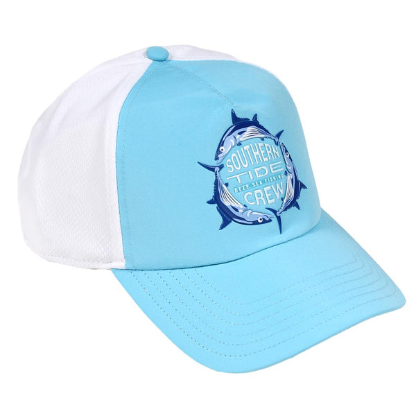 Southern Tide Crew Fitted Performance Hat by Southern Tide