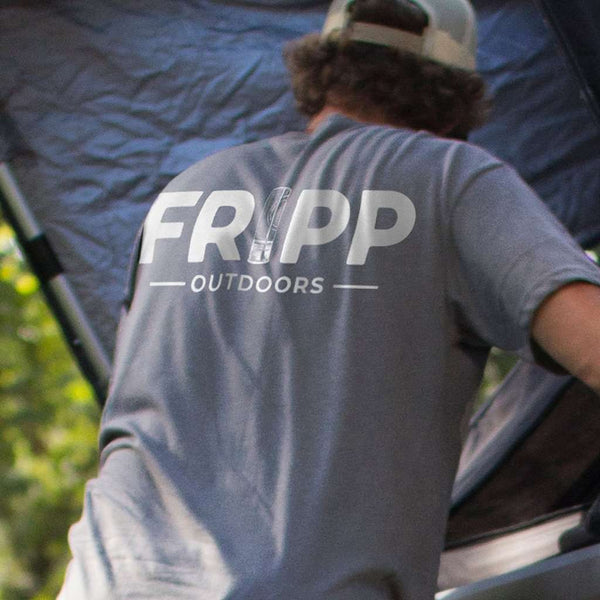 Fripp & Folly Fripp Logo Shotgun Shells Tee by Fripp Outdoors