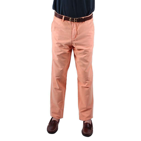 Country Club Prep The Charlottesville Orange Pant