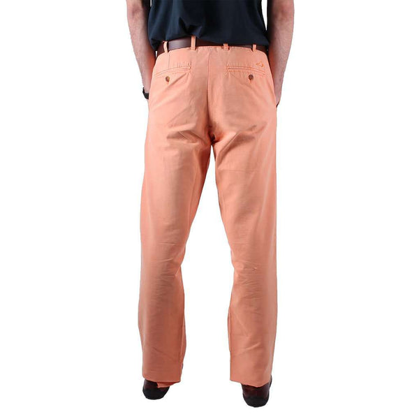 The Charlottesville Orange Pant by Country Club Prep