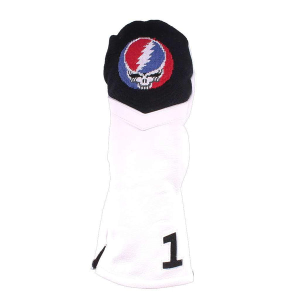 Smathers and Branson Steal Your Face Needlepoint Driver Headcover by Smathers & Branson
