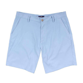 Southern Point Co. Performance Short in Light Blue