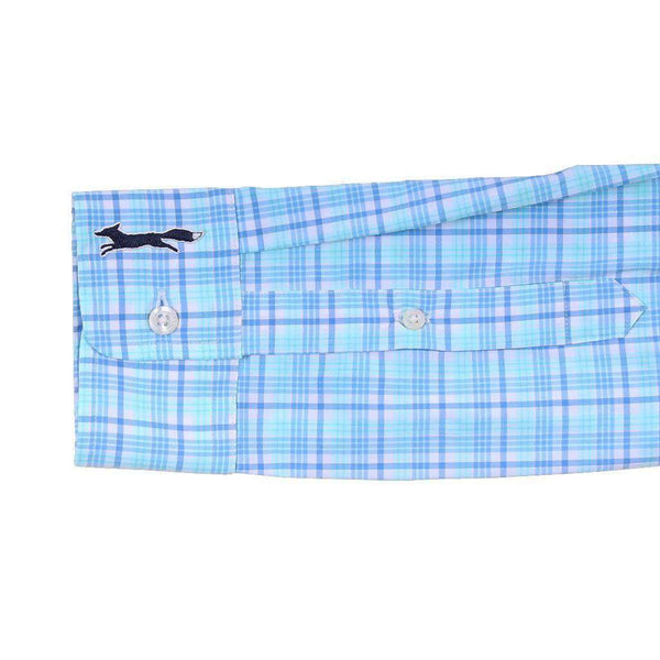Vineyard Vines Classic Murray Performance Shirt in Tipsy Bar Plaid by Vineyard Vines