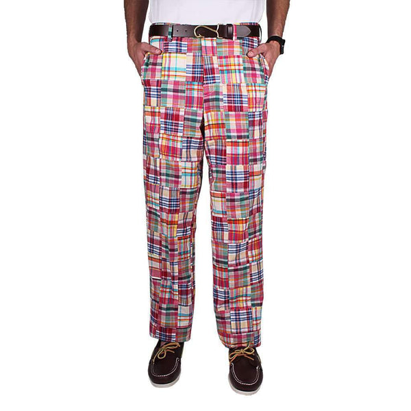 Turnberry Madras Pants by Country Club Prep