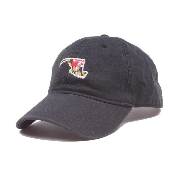 State Traditions Maryland Traditional Hat in Black