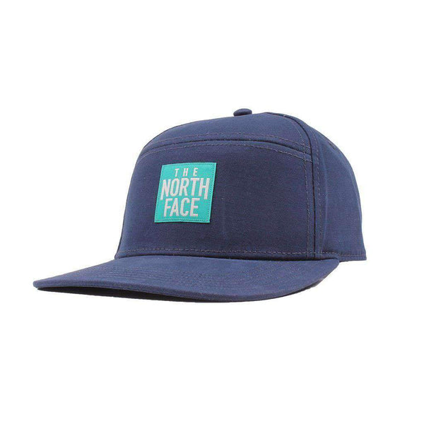 The North Face Dalles Ball Cap in Urban Navy
