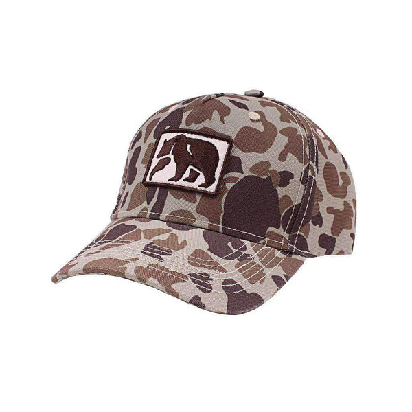 Camo Cap by The Normal Brand - FINAL SALE