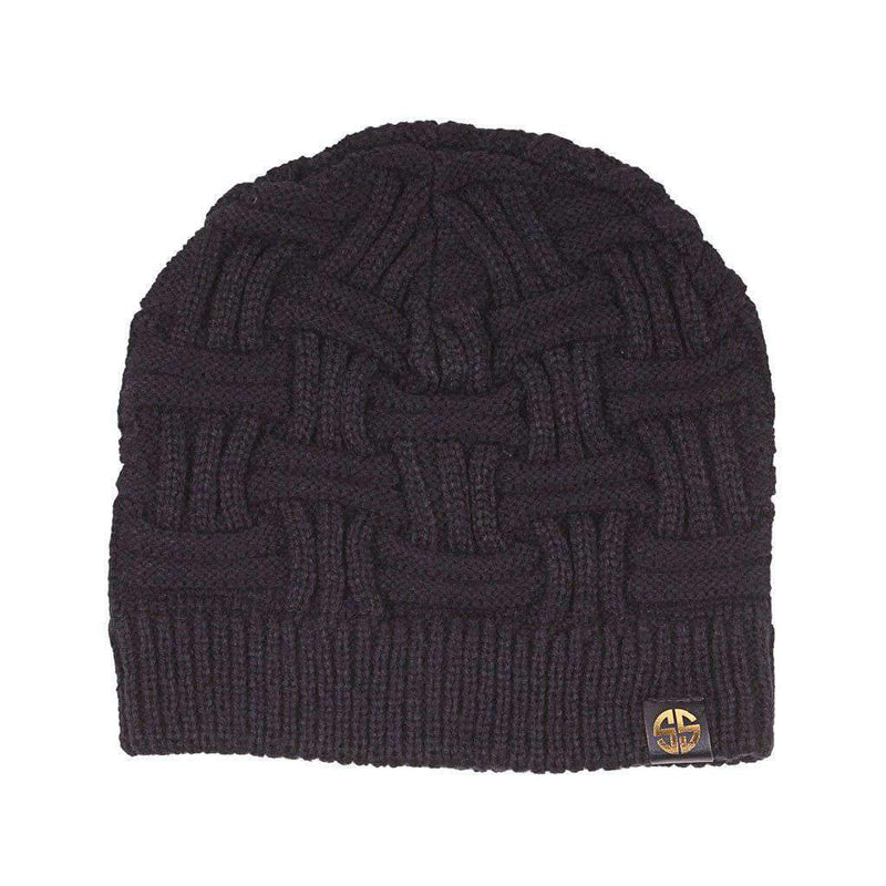 Beanie in Black by Simply Southern