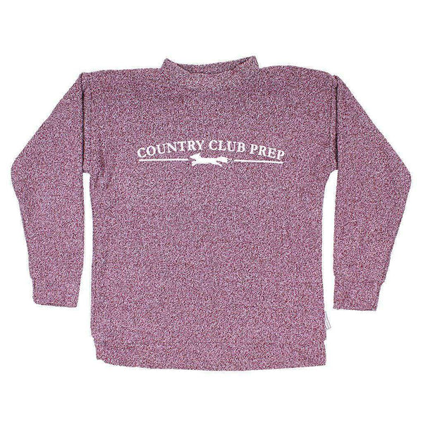 Country Club Prep XS / Maroon
