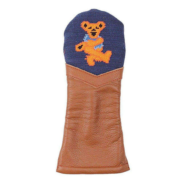 Smathers & Branson Dancing Bear Needlepoint Fairway Wood Headcover
