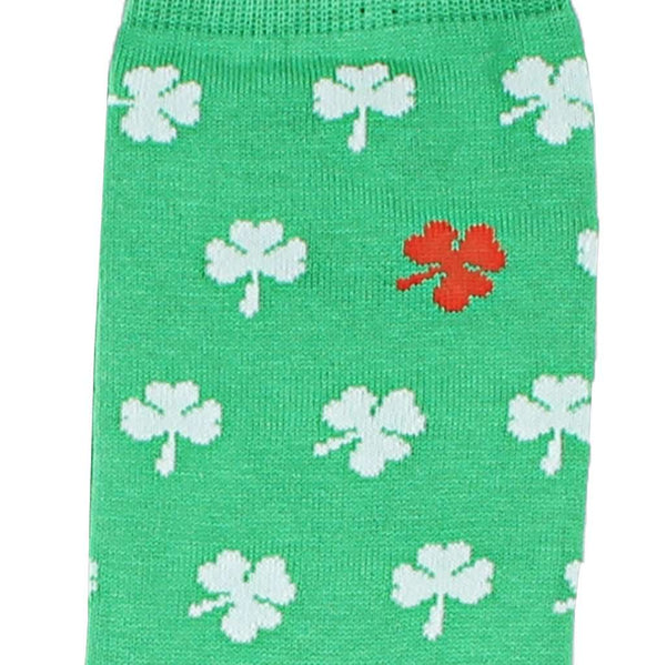 Byford Shamrock Socks green